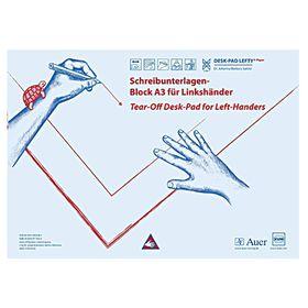 desk-pad-lefty-paper-bloco-de-papel-kum-A3-com-20-folhas-para-canhoto