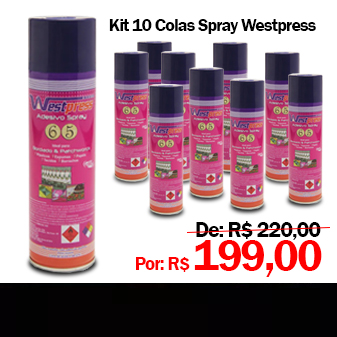 Cola Spray Westpress