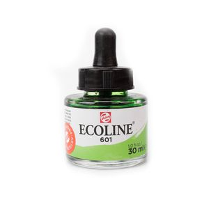 tinta-aquarela-ecoline-talens-light-green-verde-claro-601