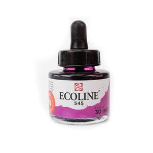 tinta-aquarela-ecoline-talens-red-violet-violeta-avermelhado-545