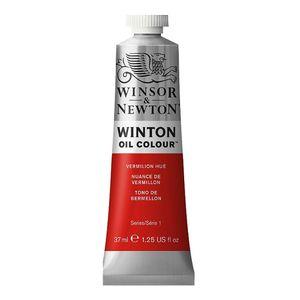 Tinta-Oleo-Winton-Winsor---Newton-37ml-682-Vermilion-Hue-1