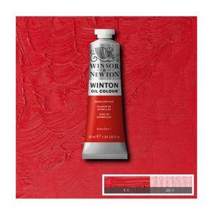 Tinta-Oleo-Winton-Winsor---Newton-37ml-682-Vermilion-Hue-2