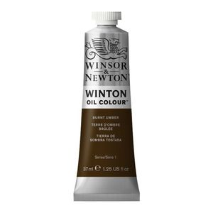 Tinta-Oleo-Winton-Winsor---Newton-37ml-076-Burnt-Umber-1