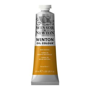 Tinta-Oleo-Winton-Winsor---Newton-37ml-552-Raw-Sienna-1