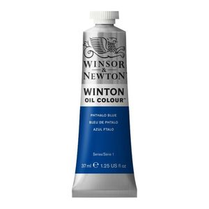 Tinta-Oleo-Winton-Winsor---Newton-37ml-Phthalo-Blue-1