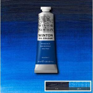 Tinta-Oleo-Winton-Winsor---Newton-37ml-Phthalo-Blue-2