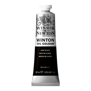 Tinta-Oleo-Winton-Winsor---Newton-37ml-337-Lamp-Black-1