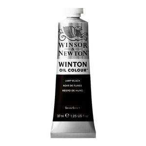 Tinta-Oleo-Winton-Winsor---Newton-37ml-337-Lamp-Black-1