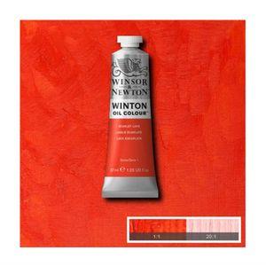 Tinta-Oleo-Winton-Winsor---Newton-37ml-603-Scarlet-Lake-2