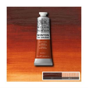 Tinta-Oleo-Winton-Winsor---Newton-37ml-074-Burnt-Sienna-2