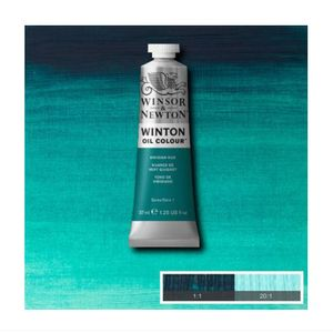 Tinta-Oleo-Winton-Winsor---Newton-37ml-696-Viridian-Hue-2