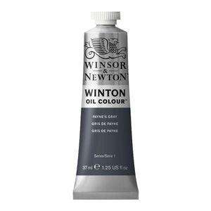 Tinta-Oleo-Winton-Winsor---Newton-37ml-465-Gray-Paynes-1