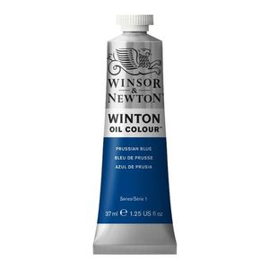 Tinta-Oleo-Winton-Winsor---Newton-37ml-538-Prussian-Blue-1