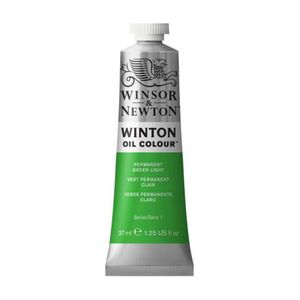Tinta-Oleo-Winton-Winsor---Newton-37ml-483-Permanent-Green-1