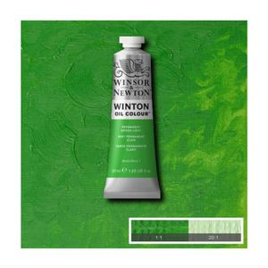 Tinta-Oleo-Winton-Winsor---Newton-37ml-483-Permanent-Green-2