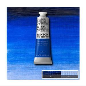 Tinta-Oleo-Winton-Winsor---Newton-37ml-263-French-Ultramar-2