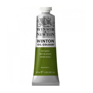 Tinta-Oleo-Winton-Winsor---Newton-37ml-599-Sap-Green-1