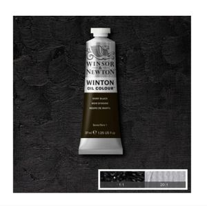 Tinta-Oleo-Winton-Winsor---Newton-37ml-331-Ivory-Black-2