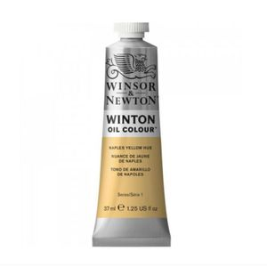 Tinta-Oleo-Winton-Winsor---Newton-37ml-422-Naples-Yellow-Hue