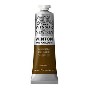 Tinta-Oleo-Winton-Winsor---Newton-37ml-Vandyke-Brown-1