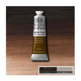 Tinta-Oleo-Winton-Winsor---Newton-37ml-676-Vandyke-Brown-2