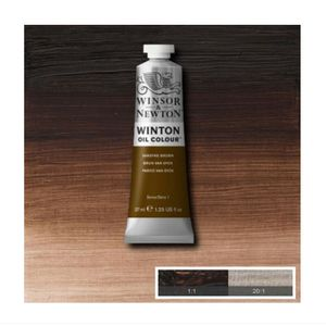 Tinta-Oleo-Winton-Winsor---Newton-37ml-676-Vandyke-Brown-2