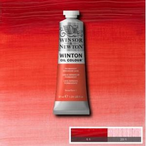 Tinta-Oleo-Winton-Winsor---Newton-37ml-Permanent-Geranium-Lake-2