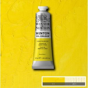 Tinta-Oleo-Winton-Winsor---Newton-37ml-Lemon-Yellow-Hue-2