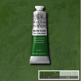 Tinta-Oleo-Winton-Winsor---Newton-37ml-Oxide-of-Chromium-2