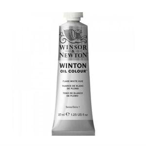 Tinta-Oleo-Winton-Winsor---Newton-37ml-242-Flake-White-Hue-1