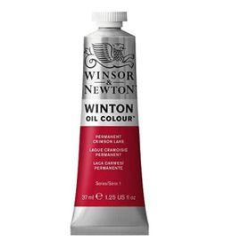 Tinta-Oleo-Winton-Winsor---Newton-37ml-478-Permanent-Crinson-Lake-1