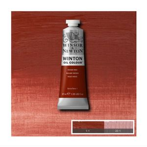 Tinta-Oleo-Winton-Winsor---Newton-37ml-317-Indian-Red-2