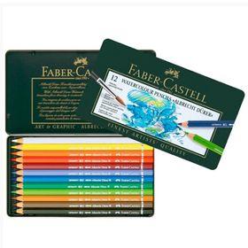 Lapis-Faber-Castell-Albrecht-Durer-Aquarelavel-Estojo-Metalico-com-12-Cores-Ref117512-1