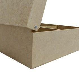 Caixa-de-Cha-com-4-Cavidades-de-MDF-Madeira-Crua---Tamanho-24-x-155-x-07-cm--3-