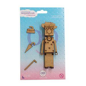 Miniatura-em-MDF-Woodplan-Personagem-Nili-10-x-4-x-2-cm---A127