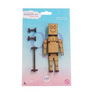 Miniatura-em-MDF-Woodplan-Personagem-Maromba-10-x-4-x-2-cm---A130