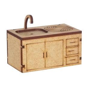 Miniatura-de-MDF-Pia-de-Cozinha-Woodplan-77-x-9-x-5-cm---A003