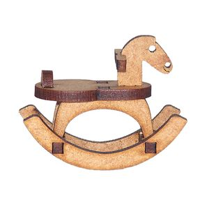 Miniatura-de-MDF-Woodplan-Cavalo-de-Balanco-38-x-48-x-2-cm---A030