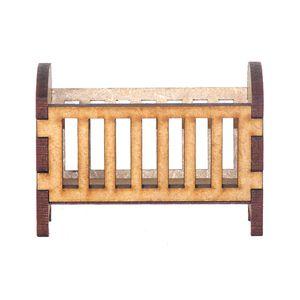 Miniatura-em-MDF-Berco-Woodplan--45-x-6-x-4-cm---A016