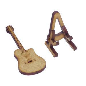 Miniatura-em-MDF-Violao-Woodplan--6-x-18-x-22-cm-–-A116-1