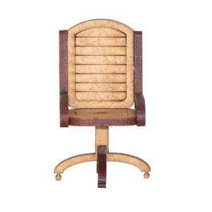 Miniatura-em-MDF-Cadeira-de-Escritorio-Woodplan-58-x-35-x-35-cm-–-A031-1