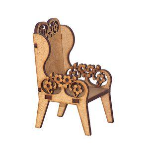 Miniatura-em-MDF-Cadeira-Floral-em-MDF-Woodplan-88-x-48-x-46-cm-–-A019