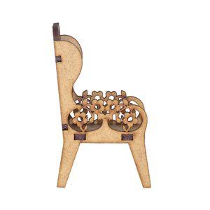 Miniatura-em-MDF-Cadeira-Floral-em-MDF-Woodplan-88-x-48-x-46-cm-–-A019-1