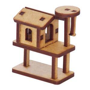 Miniatura-em-MDF-Casinha-de-Gato-Woodplan-55-x-45-x-3-cm-–-A080-1