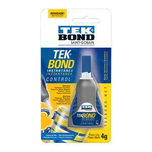 Adesivo-Instantaneo-Tek-Bond-Control-4g