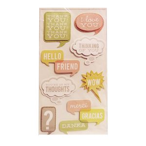 97169-Thank-You-Merci-Gracias-Dimensional-Stickers