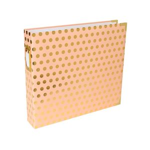 380561-Becky-Higgins---Project-Life---Album---12-x-12-D-Ring---Blush-with-Gold-Dots-2