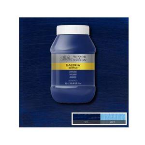 Tinta-Acrilica-Galeria-Winsor---Newton-1L-–-706-Winsor-Blue-1