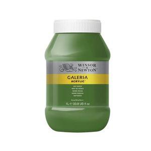 Tinta-Acrilica-Galeria-Winsor---Newton-1L-–-599-Sap-Green