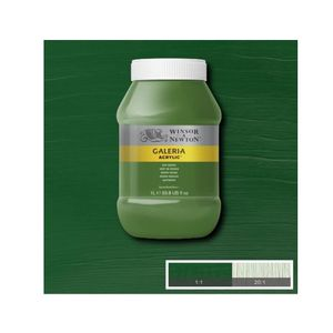 Tinta-Acrilica-Galeria-Winsor---Newton-1L-–-599-Sap-Green-1
